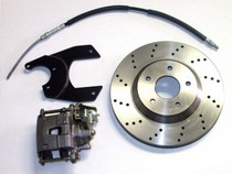 "1991-1993 GMC Sonoma McGaughys 13"" Disc Brake Lifting Suspension Kit - Rear - 5 X 4.75"""