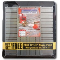 "1974-1983 Mercedes 240D Mechanics Time Saver 12"" X 12"" Magna-Panel and 12"" X 6"" Magna-Panel Included FREE!"