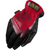 1987-1990 Honda_Powersports CBR_600_F Mechanix Wear FastFit® Gloves, Red, X-Large