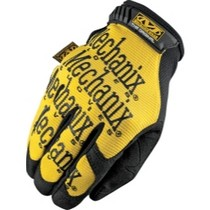 1998-2003 Aprilia Mille Mechanix Wear The Original® Gloves, Yellow, Medium