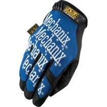 1999-2007 Ford F250 Mechanix Wear The Original® Gloves, Blue, Medium