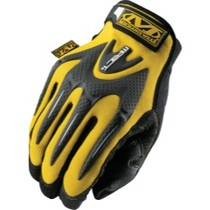 1996-9999 BMW Z3 Mechanix Wear Yellow M-Pact® Gloves Size Medium