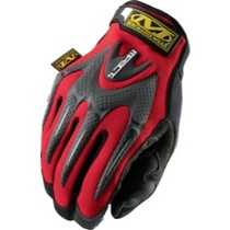 1996-9999 BMW Z3 Mechanix Wear Red M-Pact® Gloves Size Medium