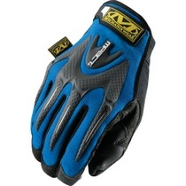 1996-9999 BMW Z3 Mechanix Wear Blue M-Pact® Gloves Size Medium