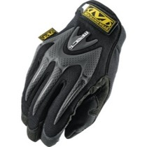 1996-9999 BMW Z3 Mechanix Wear Black M-Pact® Gloves Size Large