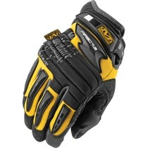 1996-9999 BMW Z3 Mechanix Wear M-Pact 2 Gloves, Yellow/Medium