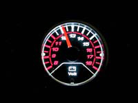 1994-1996 Chrysler New_Yorker Megan Racing Meter Gauge - Volts