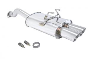 Megan Racing Exhaust Systems for Honda Civic at Andy's Auto