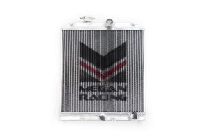 Megan high performance aluminum radiator Fits Honda Civic 92-00 D15 D16 Manual