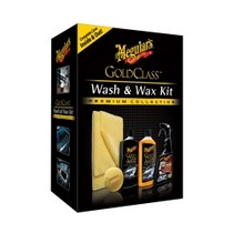 1967-1969 Chevrolet Camaro Meguiars Meguiar's Gold Class Wash and Wax Kit