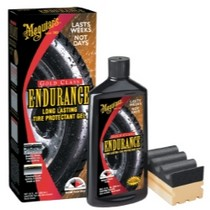 2007-9999 GMC Acadia Meguiars Gold Class Endurance® Tire Protectant