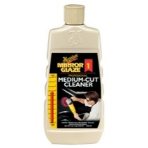 2007-9999 GMC Acadia Meguiars Medium Cut Cleaner-16 oz.