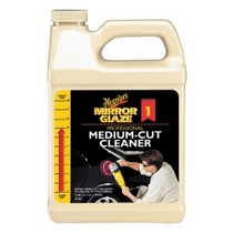 1997-2003 BMW 5_Series Meguiars Medium Cut Cleaner - 64 oz.