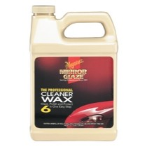 1967-1969 Chevrolet Camaro Meguiars Mirror Glaze® Liquid Cleaner Wax - 64 oz.
