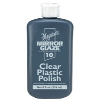 1997-2002 Buell Cyclone Meguiars Clear Plastic Polish - 8 oz.