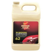 1997-2002 GMC Savana Meguiars Carwash Shampoo and Conditioner - 1 Gallon