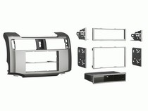 2010-9999 Toyota 4Runner Metra Turbo Kit (Single and Double Din)