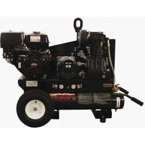 1992-1993 Mazda B-Series Mi-T-M Portable, Combination Air Compressor/Generator