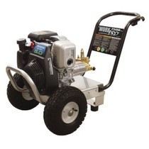 1997-1998 Honda_Powersports VTR_1000_F Mi-T-M Work Pro Pressure Washer - 5.0 HP Honda OHC (Over Head Cam)