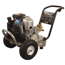 1973-1991 Chevrolet Suburban Mi-T-M Work Pro Series Pressure Washer - 6.0 HP Honda OHC (Over Head Cam)