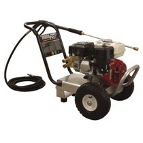 Universal (All Vehicles) Mi-T-M Work Pro Pressure Washer - 6.5 HP Honda OHV (Over Head Valve)