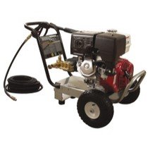 1968-1971 International_Harvester Scout Mi-T-M Work Pro Series 13.0 HP Honda OHV Pressure Washer