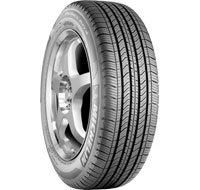 1998-2005 Mercedes M-class Michelin Primacy MXV4 195/60R-15 88H RRBL