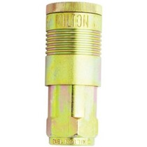"2002-2005 Honda Civic_SI Milton Industries 3/8"" NPT Female G-Style Coupler"