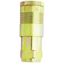 "2002-2005 Honda Civic_SI Milton Industries 1/2"" NPT Female G-Style Coupler"