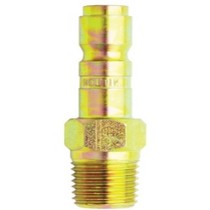 "2008-9999 Smart Fortwo Milton Industries 1/2"" NPT Male G-Style Plug"