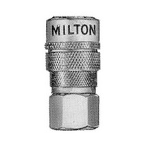 "1979-1983 Datsun 280ZX Milton Industries 3/8"" NPT Female M-Style Coupler"