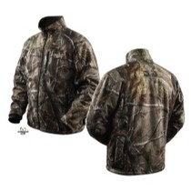 2002-2006 Mini Cooper Milwaukee Electric Tools M12 Camouflage Heated Jacket - XXXL