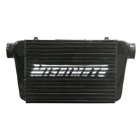 Universal - Fits all Vehicles Mishimoto Intercoolers - G Line (Black)