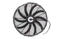 "All Jeeps (Universal), Universal - Fits All Vehicles Mizu Fan - 14"" Electric 12V"