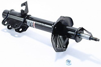 1987-1990 Nissan Sentra Monroe Assembly for Strut (Rear Left) - Sensa-Trac