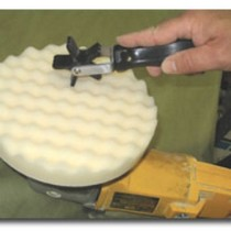 1993-1997 Eagle Vision Motor Guard Foam Polishing Pad Cleaning Tool