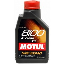 1973-1987 GMC C-_and_K-_Series_Pick-up Motul 1L - 8100 5W40 X-Clean C3 - 502 00, 505 00 - LL04 - 229.31 - Porsche