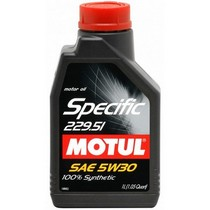 1967-1970 Pontiac Executive Motul 1L - Specific 229.51 - 5W30
