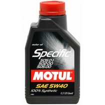 1967-1970 Pontiac Executive Motul 1L - Specific 505 01, 502 00, 505 00 - 5W40
