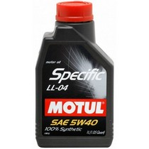1967-1970 Pontiac Executive Motul 1L - Specific LL- 04 - 5W40