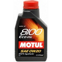 1967-1970 Pontiac Executive Motul 1L- 8100 0W20 Eco Lite