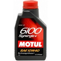 1989-1992 Ford Probe Motul 1L-6100 Synergie+ 10W40 - VW 502 00, 505 00 - MB 229.3
