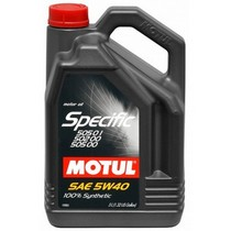 1989-1992 Ford Probe Motul 5L - Specific 505 01, 502 00, 505 00 - 5W40