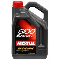 1997-2003 BMW 5_Series Motul 5L- 6100 Synergie+ 10w40 - VW 502 00, 505 00 - MB 229.3