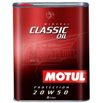 1989-1992 Ford Probe Motul Classic Oil 20W50