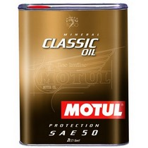 1989-1992 Ford Probe Motul Classic Oil SAE50