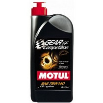2007-9999 Mazda CX-7 Motul Gear FF Comp 75W140 (LSD) - 100% Synthetic Ester