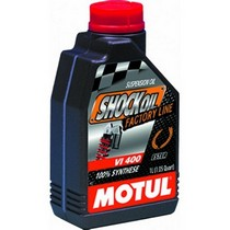 2000-2007 Ford Taurus Motul Shock Oil 'Factory Line' VI400 - 100% Synthetic Ester