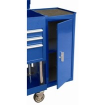 1999-2007 Ford F250 Mountain Blue Mountain Cart Side Cabinet for the MTN3345 Cart