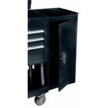 1964-1972 Chevrolet Chevelle Mountain Black Mountain Cart Side Cabinet for the MTN3345 Cart